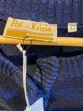 Vintage Poi by Krizia Sweater Dress