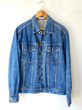 Vintage Guess Jean Jacket - The Curatorial Dept.