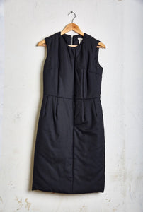 Comme des Garçons Black Puffer Dress c. 2010 - The Curatorial Dept.