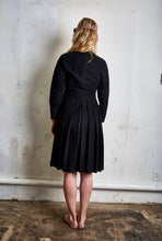 Vintage Comme des Garçons Tricot Black Dress c. 1980s - The Curatorial Dept.