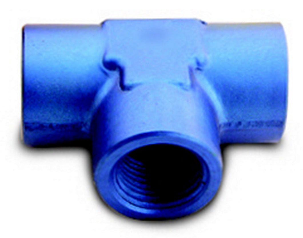 Alum Female Pipe Tee 1/2 AAA91704 A-1 Products