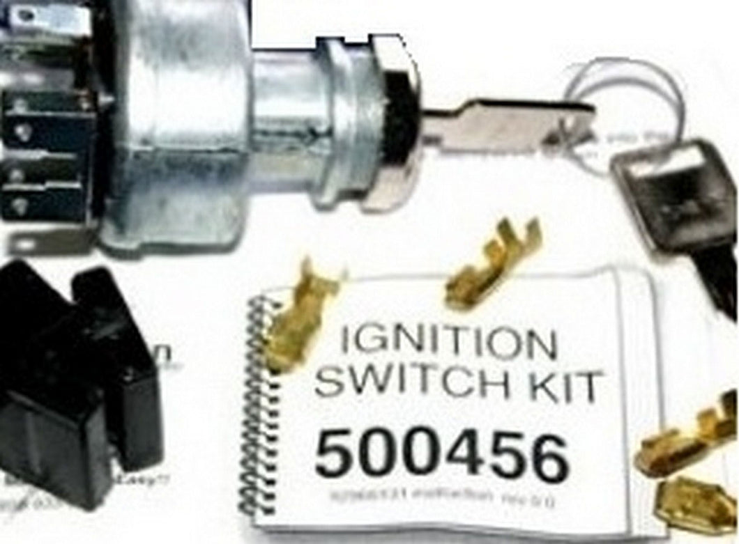 HD Blade Type Ignition Switch w/Terminals AAW500456 AMERICAN AUTOWIRE