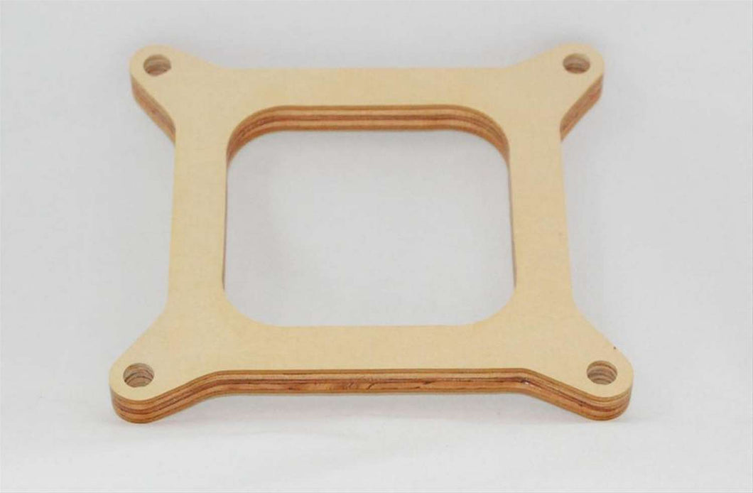 1/2in Carburetor Spacer 4150 Flange AED6150 ADVANCED ENGINE DESIGN
