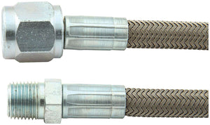 18in #4 Line -4 Str/ 1/8in NPT ALL46420-18 ALLSTAR PERFORMANCE