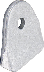 1/8in Body Brace Tabs 1/4in Hole 4pk ALL60087 ALLSTAR PERFORMANCE