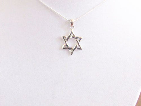 Interwoven Star of David