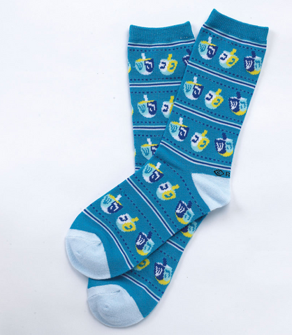 Adult Chanukah Socks