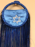 Blue Star Of David Tabret