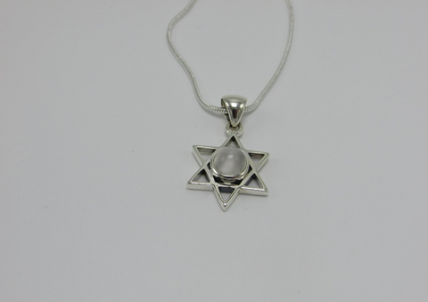 Gemstone Star Of David