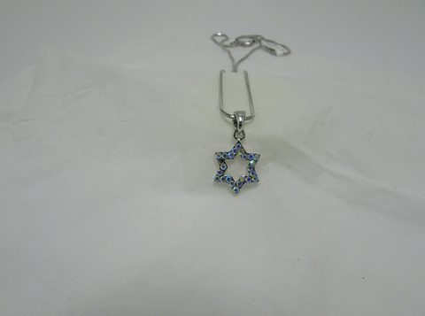 Small Star Of David with Stones