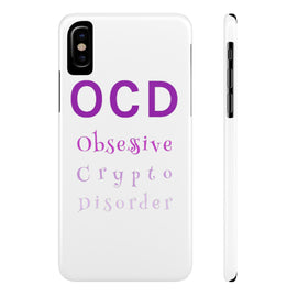 OCD Phone Case