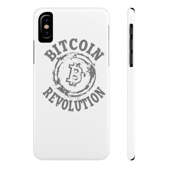 Bitcoin Revolution Phone Case