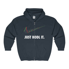 Just HODL It Hoodie