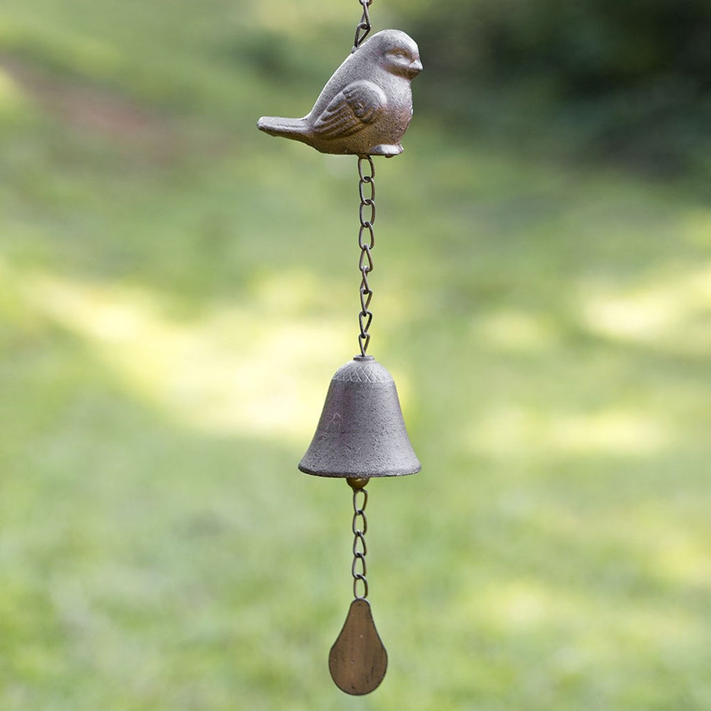 CHICKADEE WIND CHIME SET OF FOUR