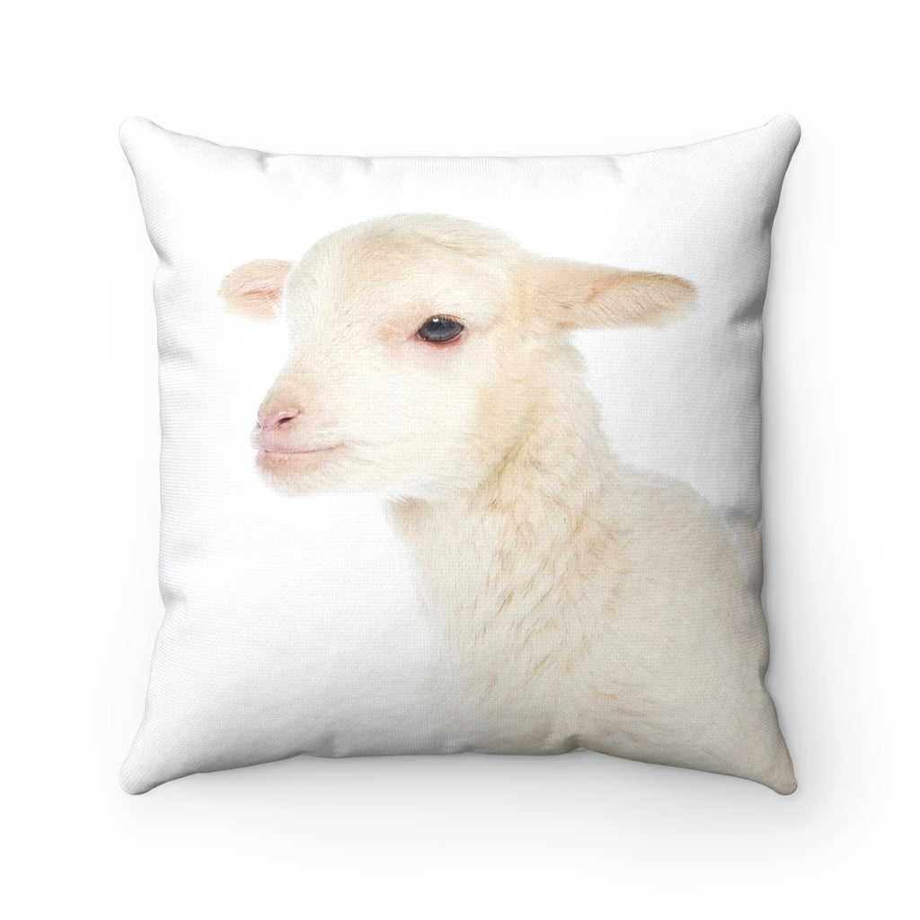 BABY LAMB PILLOW
