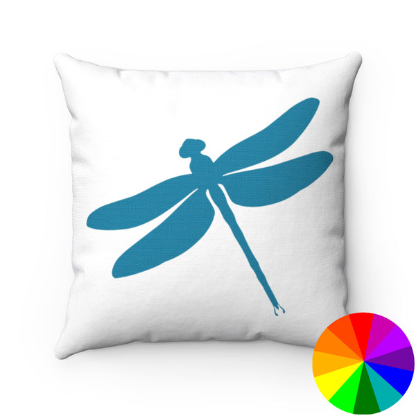 DRAGONFLY DECORATIVE THROW PILLOW
