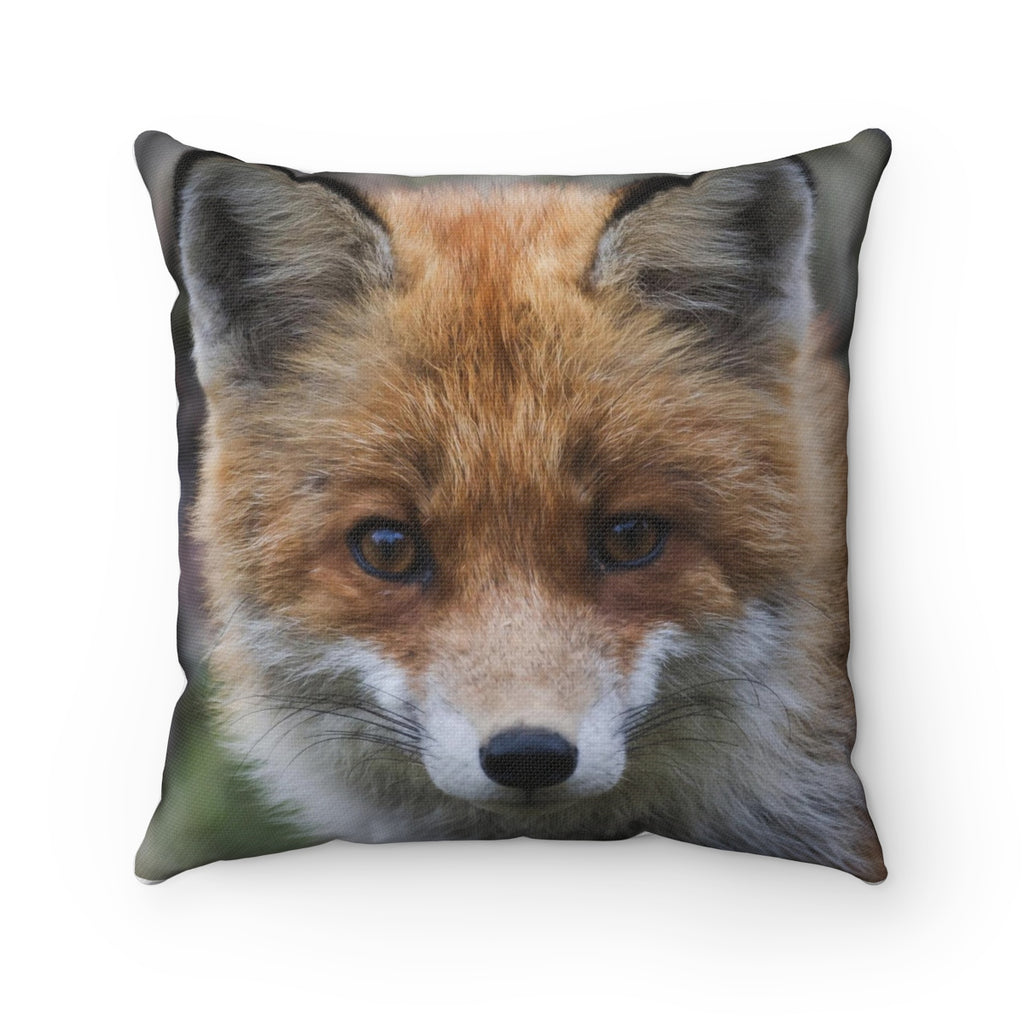 FOX FACE PILLOW