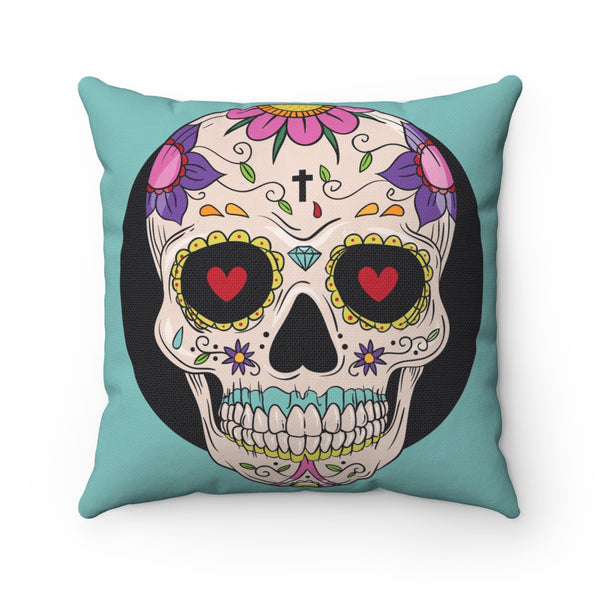 SUGARSKULL LIGHT BLUE
