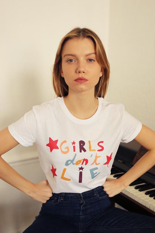 Girls Don't Lie T-Shirt
