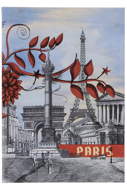 Paris A5 Softcover Notebook By Christian Lacroix