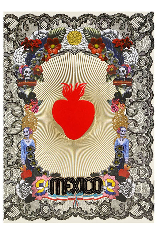 Mexico City A5 Softcover Notebook By Christian Lacroix