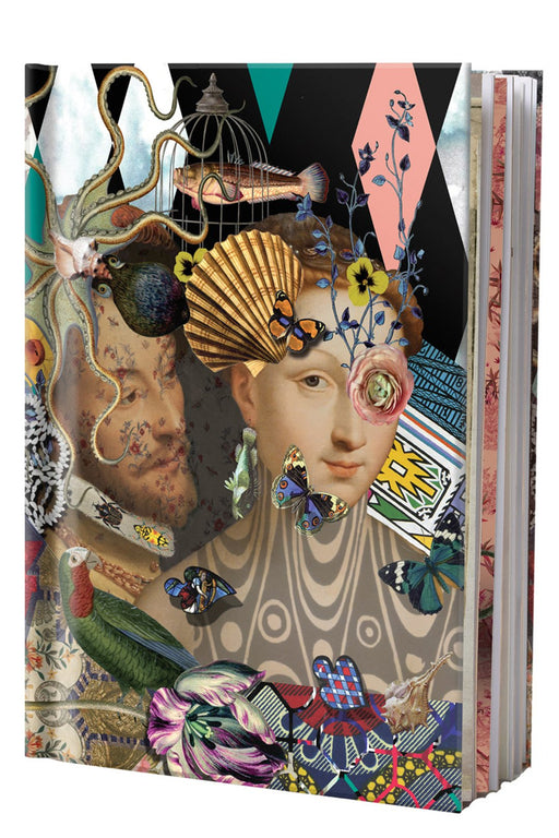 Curiosities B5 Hardcover Journal By Christian Lacroix