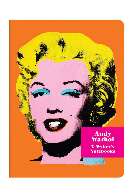 Andy Warhol Writer's Notebooks