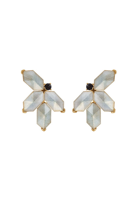 Mercure Gold Earrings