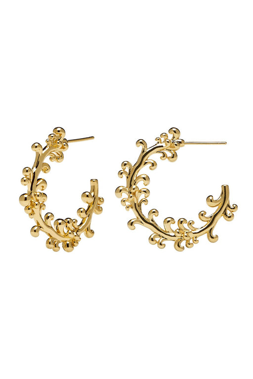 Amalfi Gold Earrings