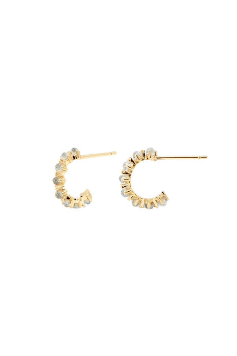 P D PAOLA | Mint Bird Earrings