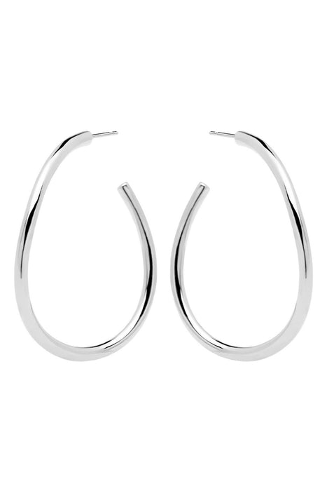 Yoko Silver Earrings