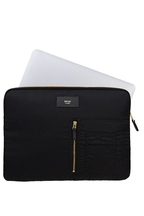 "Black Bomber 13"" Laptop Case"