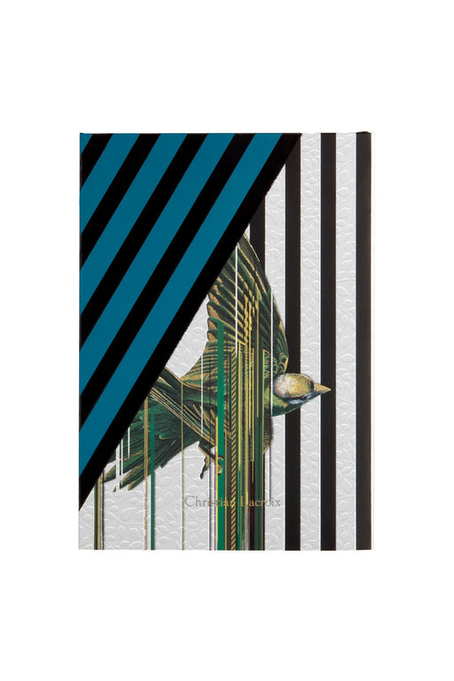 Idylle En Vol A5 Layflat Notebook By Christian Lacroix