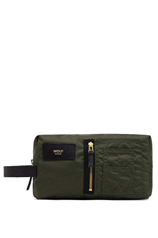 Camo Bomber Travel Case