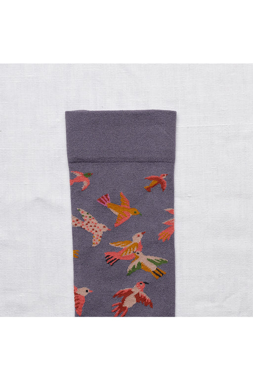 Nocturnal Birds Socks