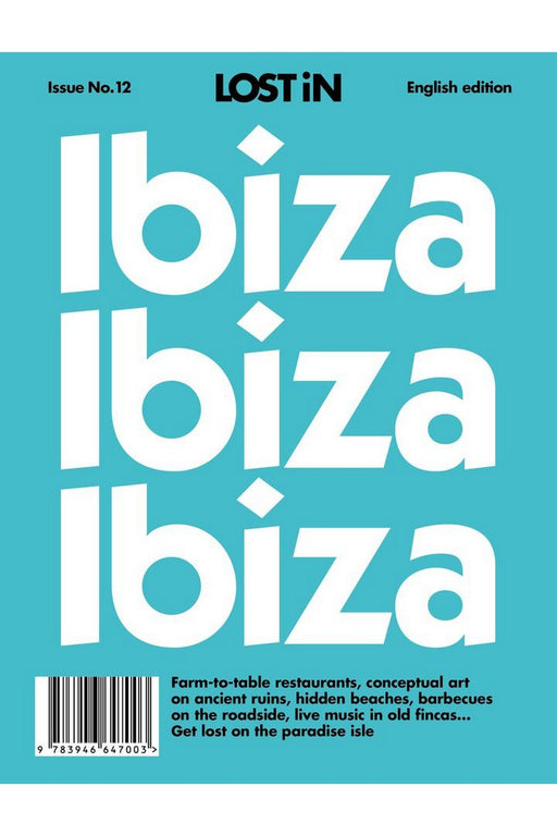 lost in city guides lost in ibiza utikonyv