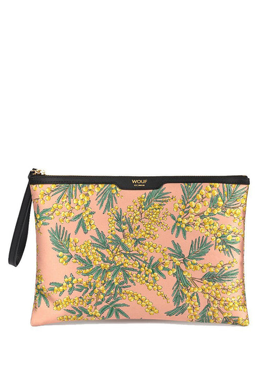 wouf mimosa night clutch cipzaros taska