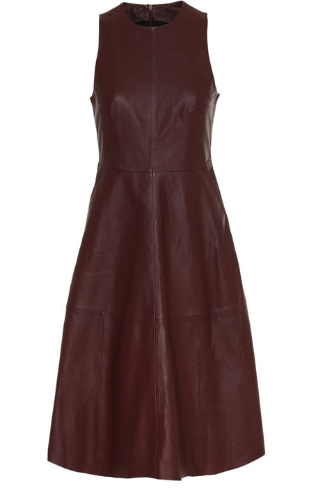 Portia Leather Dress