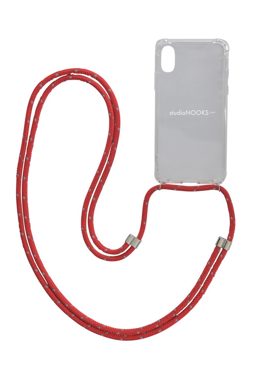 The Traveler Iphone Case With Cord
