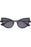 Adulation Black Sunglasses