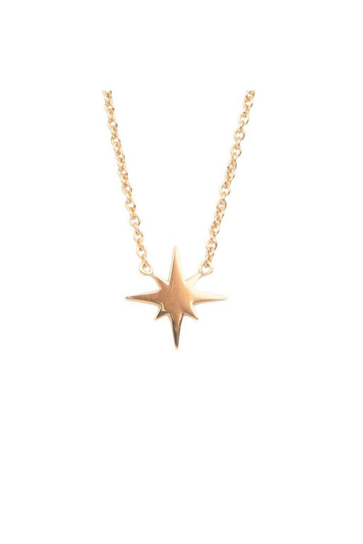 all the luck in the world star burst necklace souvenir collection gold nyaklanc
