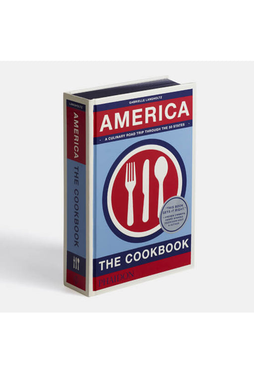 America: The Cookbook By Gabrielle Langholtz