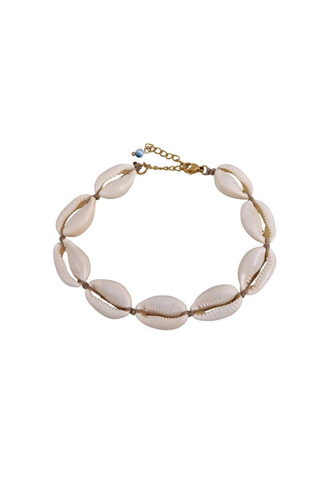 The Natural Shell Anklet