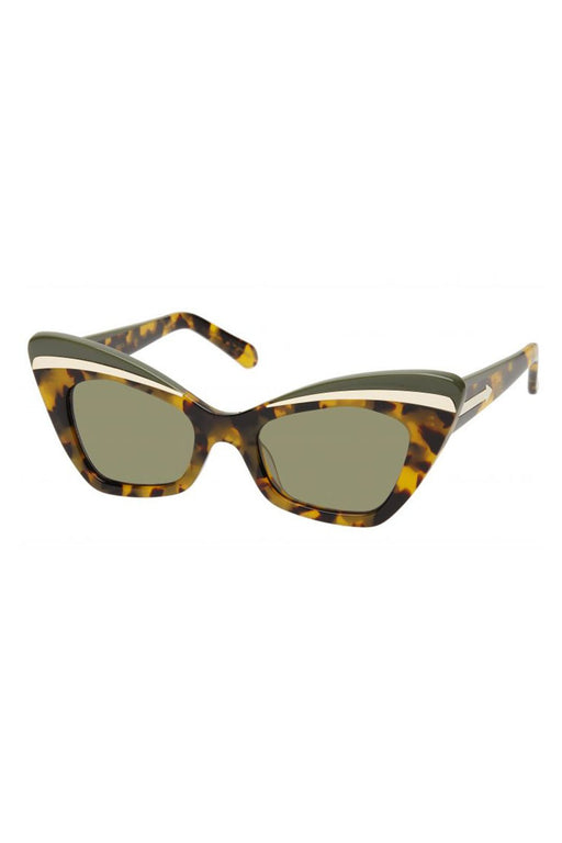 Babou Crazy Tort Sunglasses