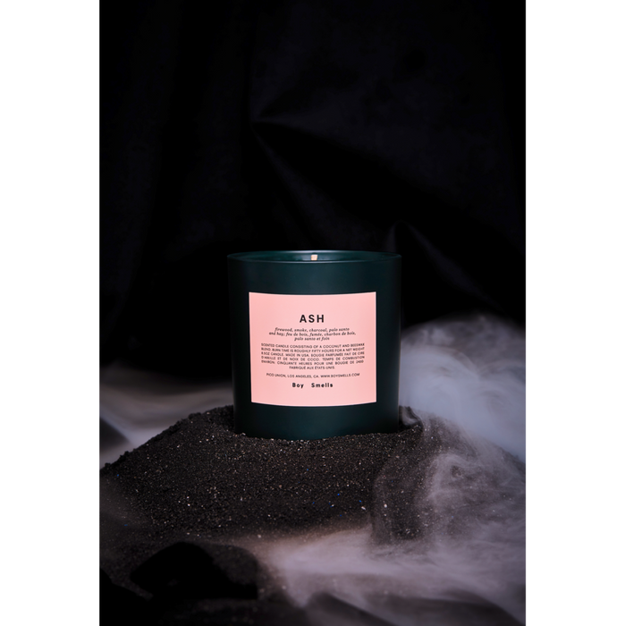 Ash 8.5 oz / 240 g Candle - Limited Edition
