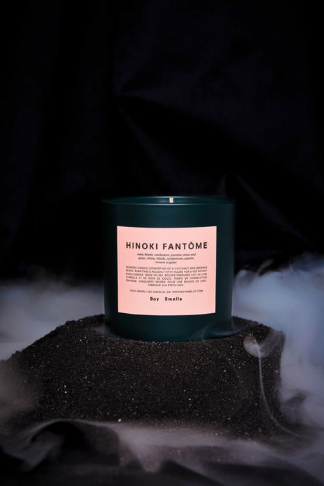 Hinoki Fantôme 8.5 oz / 240 g Candle - Limited Edition