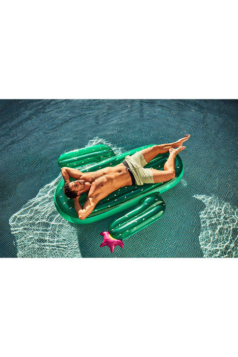 Giant Cactus Luxe Lie-On Float