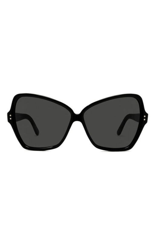 celine butterfly sunglasses in acetate blacksmoke napszemuveg