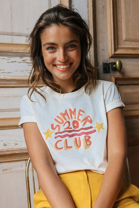 elise chalmin summer 20 club tshirt polo