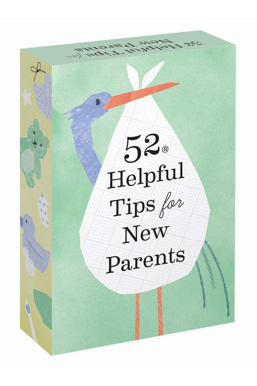 52 Helpful Tips For New Parents Cards By Chronicle Books